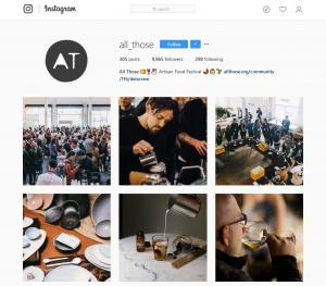 All Those Instagram mercado artisan food