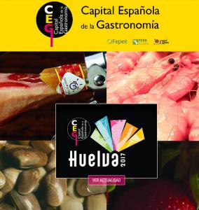 Huelva capital gastronomía